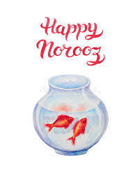 nowruz greeting cards greeting card template happy norooz new year stock