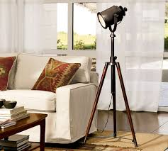 spotlight lamp perfect for lighting to set a broadway theme they