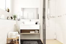 scandinavian bathroom design scandinavian bathroom design ideas with white color shade