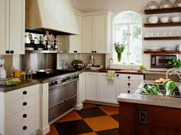 Diy White Kitchen Cabinets by Country Cottage Style Kitchens Attractive Recessed Ceiling Lights
