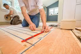 Putting Laminate Flooring Over Concrete Heating Under Laminate Flooring