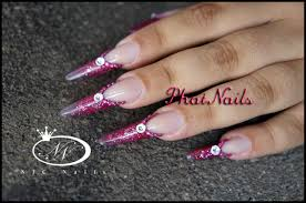 5 fancy nail designs beautify themselves with sweet nails