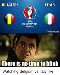 Belgium Meme - italy belgium tm ef euro2016 france troll football there is time to