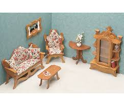 Doll House Furniture Dollhouse Miniatures Collectibles Charms Kits Greenleaf