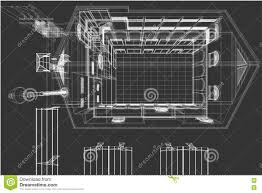 architecture drawing background architectural plan construction