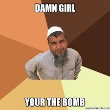 Damn Girl Meme - image jpg