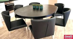 Black Glass Extending Dining Table 6 Chairs Black Extendable Dining Table Arctic White Extending Black Glass