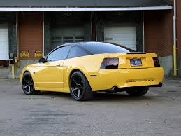 Mustang Yellow And Black Pic Request Yellow Cobra With Black Saleens Svtperformance Com