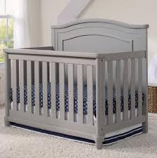 Convertible Crib Rail Delta Children Epic 4in1 Convertible Crib Gray Walmartcom 4in1