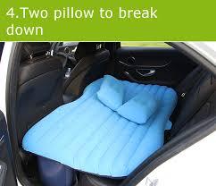 si e auto gonflable rundong lit universel pour sièges d auto matelas gonflable lit