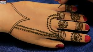 exclusive easy simple kids henna practice hands for beginners
