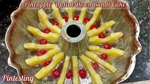 pineapple upside down bundt cake keeprecipes your universal