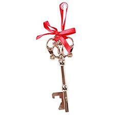 wendell august forge santa s magic key ornament home