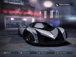 devel sixteen logo need for speed carbon cars page 2 nfscars