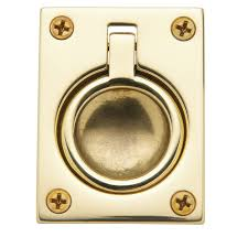 marine cabinet hardware pulls flush ring pull 0394 030