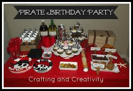 pirate birthday party crafting and creativity my s 5th birthday party pirate theme
