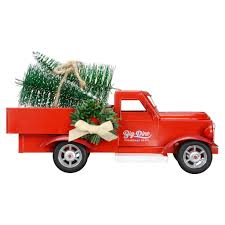 shop for the metal truck with christmas trees by ashland at michaels