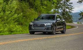 first audi ever made 2018 audi sq5 first drive review car and driver