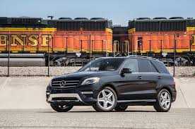mercedes suv 2015 2015 mercedes ml400 4matic review test motor trend