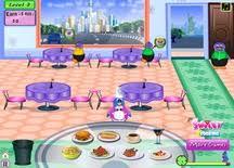 jeux de cuisine de pingouin jeux de restaurant en ligne