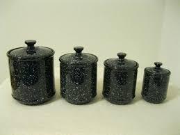 black kitchen canister set 100 images modern kitchen