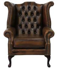old leather armchairs leather armchairs ebay