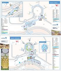 map of abu dabi terminal 1 directions and maps auh airport