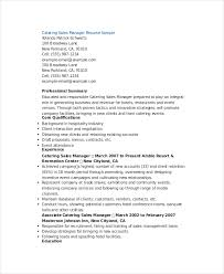Sales Director Resume Examples by Sales Manager Resume Template 7 Free Word Pdf Documents