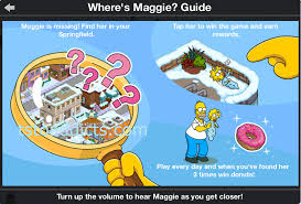 tap out mp3 where s maggie playdough factory game the simpsons tapped out
