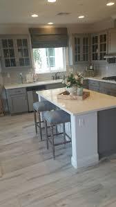 Toklo Laminate Kitchen Floor Alert Hardwood Floor In Kitchen Rose Kitchen