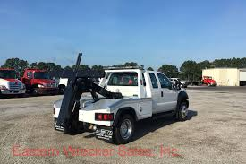 Ford F450 2015 U8902 Rear Ps 2015 Ford 450 Used Wrecker Tow Truck Jerr Dan Towing