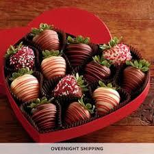 Snowberries White Chocolate Dipped Strawberries 11 Edible Gift Ideas For Valentine U0027s Day Harry U0026 David Chocolate