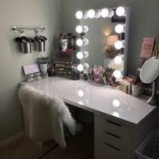 best makeup table with lights ideas on dressing bedroom makeup