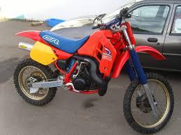 honda cr 500 1987 cr500