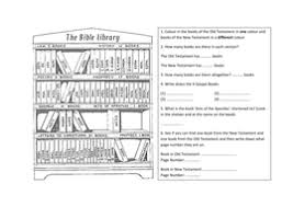 the bible by duckboytom teaching resources tes