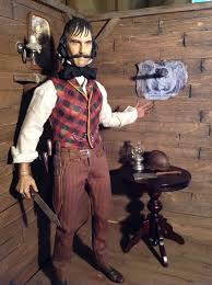 gangs of new york bill the butcher w poole pinterest dioramas
