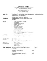 Free Resume Templates For Students With No Experience College Student Resume Example No Work Experience Objective For