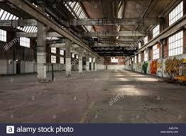 Warehouse Interior by Derelict Interior Of Dilapidated Warehouse Stock Photo Royalty