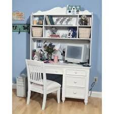 Girls White Desk With Hutch by Model Set Kursi Meja Belajar Anak Minimalis Terbaru Harga Murah