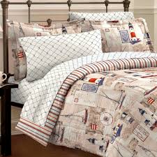 King Comforter Bedding Sets Seaside Nautical Bedding Twin Full Queen King Comforter Set Bed