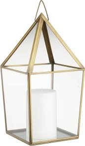 Dubois Mirror Crate And Barrel by Lillian Brass Metal Lantern Crates Crate And Barrel And Lanterns