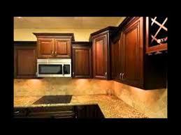 walnut kitchen cabinets youtube