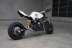 custom honda small wonders the insane groms of mad industries bike exif