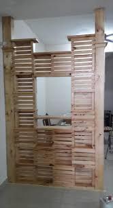 Office Room Divider Wooden Pallet Room Divider Picture Diy Pallet Office Room Divider