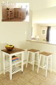 Furniture Kitchen Best 25 Stool Makeover Ideas On Pinterest Kids Dresser