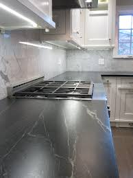 Soapstone Countertops Utah Loving The Soapstone Countertops In This Kitchen Www