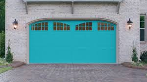 how to paint a garage door in 7 simple steps