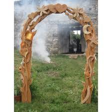 wedding arches to make funky wedding arch wooden wedding arches cylinder centerpieces
