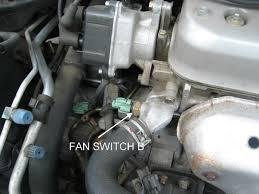 1994 honda accord radiator 1991 honda accord lx radiator fan not working honda tech honda