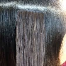 glam seamless hair extensions invisible in hair extensions glam seamless invisi